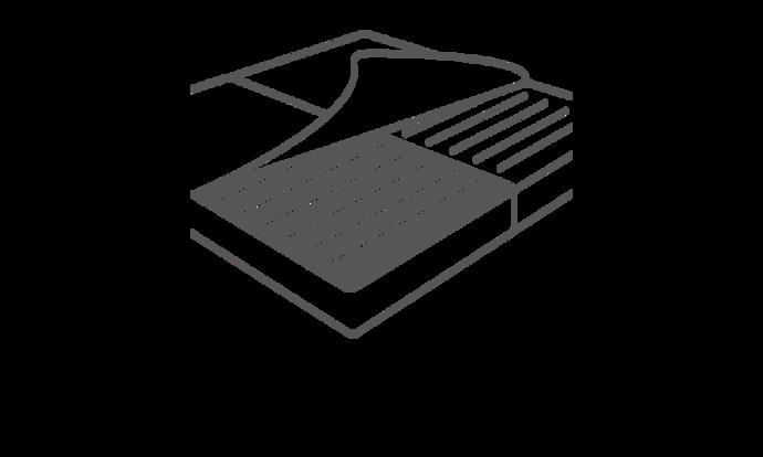 bico ergoluxe matratzen. Black Bedroom Furniture Sets. Home Design Ideas