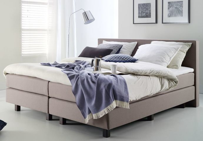 boxspring bett von riposa superba tempur eastborn carpediem hasena ect. Black Bedroom Furniture Sets. Home Design Ideas