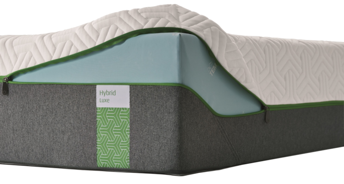 tempur hybrid matratzen. Black Bedroom Furniture Sets. Home Design Ideas