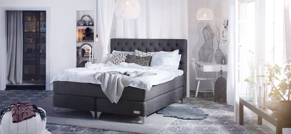carpe diem boxspring bett. Black Bedroom Furniture Sets. Home Design Ideas